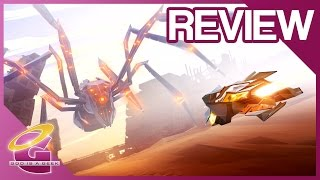 Aaero review: Rhythm Rez Heaven on Xbox One