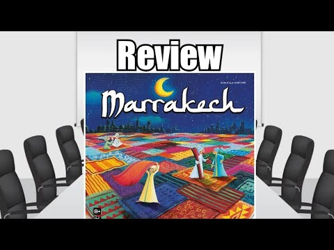 Marrakech Review - Chairman of the Board