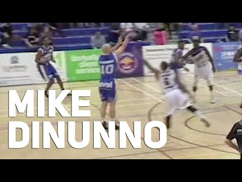 Mike DiNunno Straight COOKIN' For 40! Cheshire Phoenix Vs London Lions