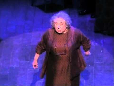 Broadway Baby {Follies ~ Broadway, 2011} - Jayne Houdyshell