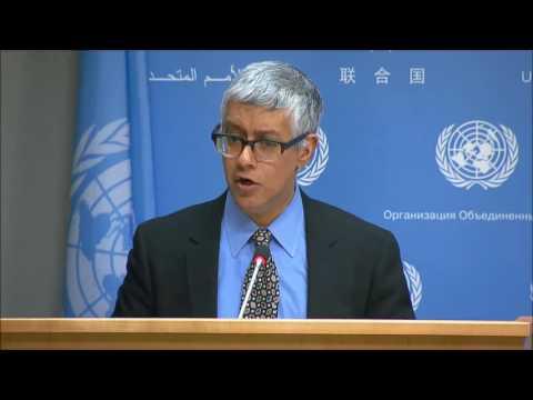 ICP Asked UN Spox Haq of UN Exploitation, Cameroon Abuse, UNtransparency in Hiring Arbour, D1
