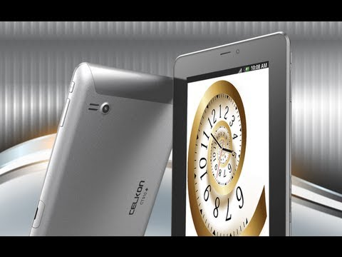 Celkon CT910+ HD Tablet Price in India, Specifications and