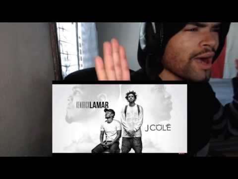 Kendrick Lamar & J Cole - Black Friday REACTION!!!
