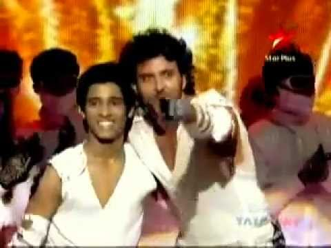 Most Awaited Video Of Just Dance (Hrithik with Ankan Sen)