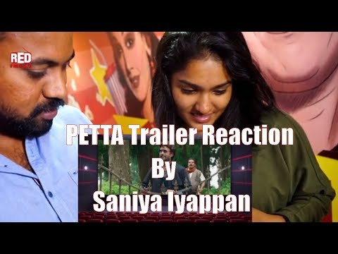 PETTA Trailer Reaction | #SaniyaIyappan | RJ Mike | Red FM