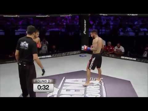 Arena Tour 4 (Juan Pablo Gonzalez vs Tomas Vasquez)