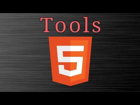 HTML #14 Tools