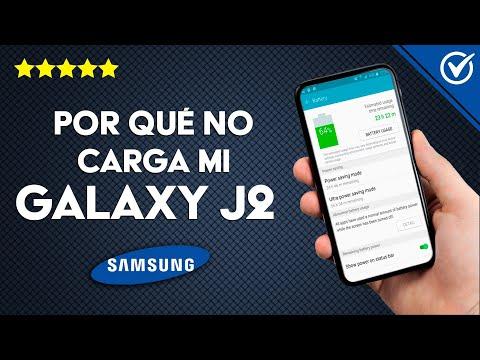 ¿Por qué mi Samsung J2 no Carga? - Solución Rápida y Fácil