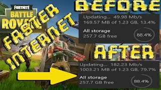 How to get Faster Internet on Xbox - Actual working method! (Also fixing NAT)