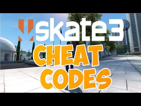 Skate 3: Cheat Codes