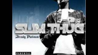 Slim Thug Ft. Jay-Z - I Ain