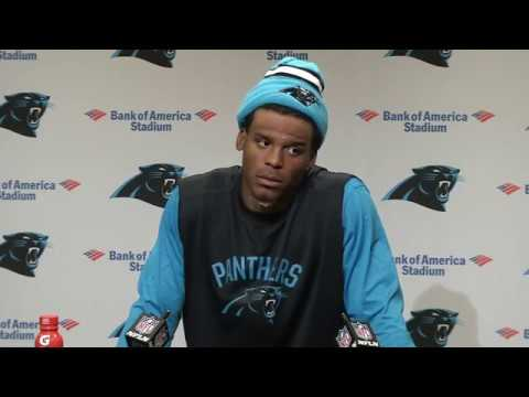 Newton laughs at female reporter's question