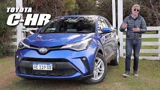 Toyota C-HR - Test - Matías Antico - TN Autos