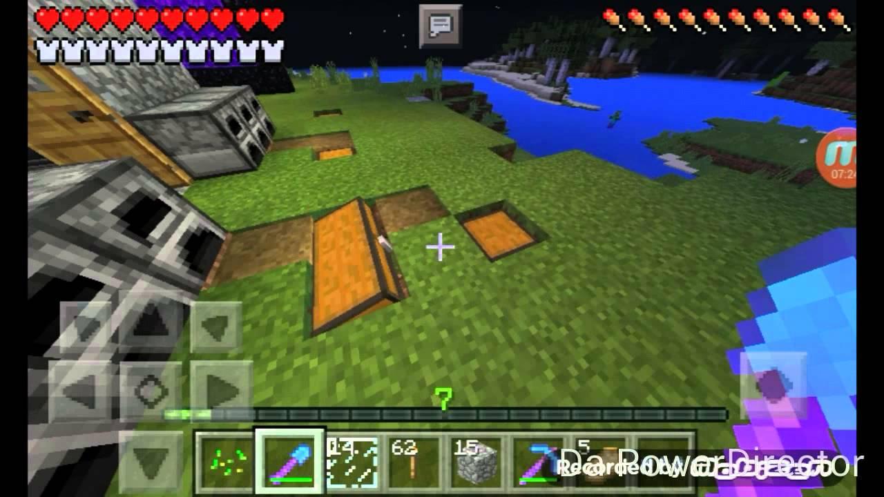 Minecraft 6 casa sull albero youtube - Casa sull albero minecraft ...