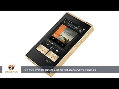 Cowon P1-128GD Hi-Fi HD Sound 192kHz/24-Bit MP3 Player 128GB (Gold) | Review/Test