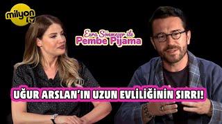 Esra Sönmezer ile Pembe Pijama 8.Bölüm Konuk: Uğur Arslan