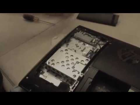 How to Open a HP Touchsmart 610