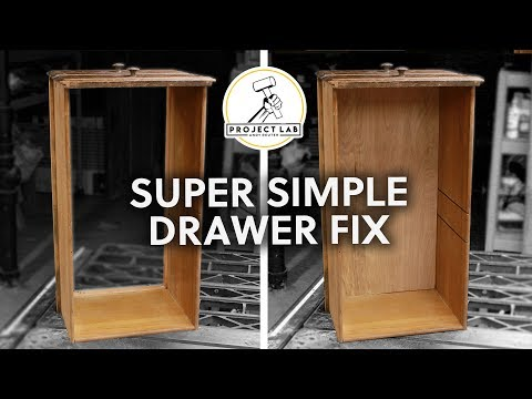 Fix A Drawer by Medipaq