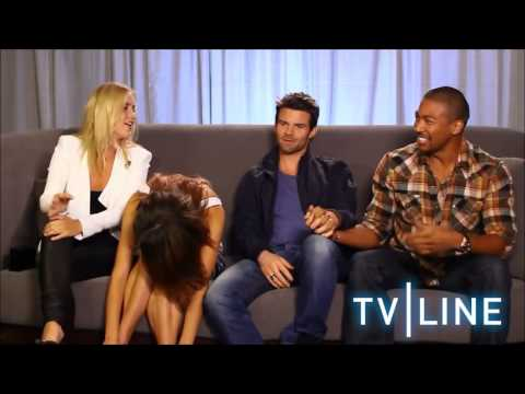 Daniel Gillies making things awkward