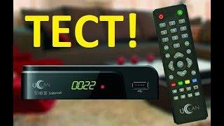 Эфирный приёмник U2C T2 HD SE INTERNET : обзор функций,прошивка и настройка с нуля.