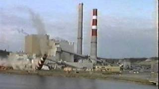 ATCO Electric Stack Demolition