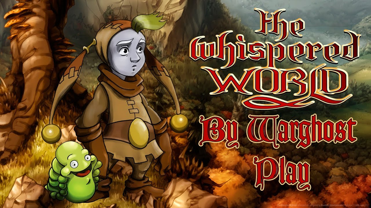 The Whispered World - Вкуснейший суп | Обзор