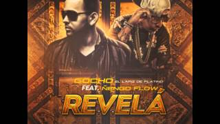 Revela - Gocho Ft Nengo Flow  (Original) (Video Music) REGGAETON 2014