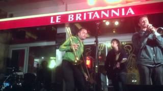 GreenFloyd  - 007 - Live -Britannia - Perros Guirec