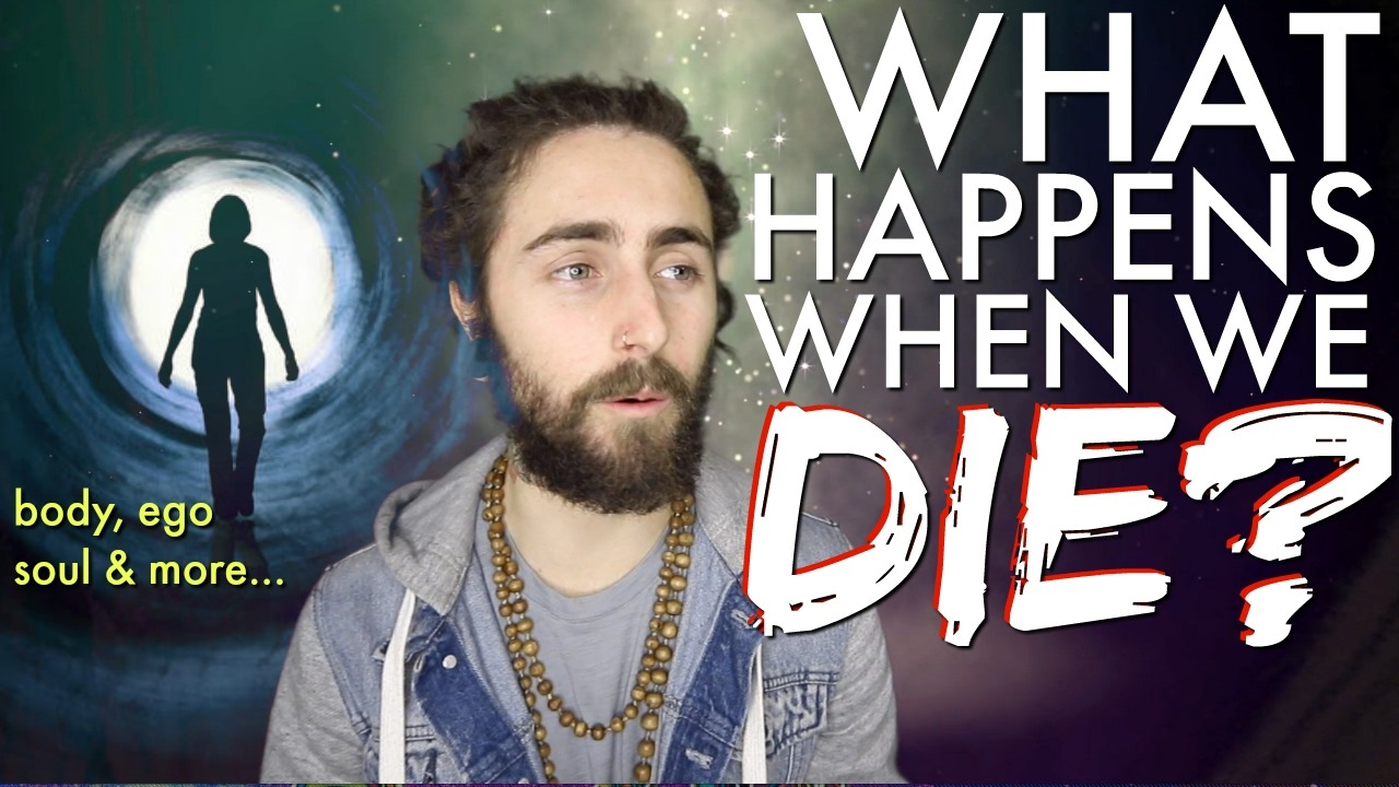 What Happens When We Die!? (A Spiritual Perspective)