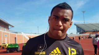 Alabama QB commit Tua Tagovailoa  speaks about Steve Sarkisian