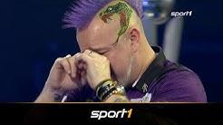 Emotionen pur! Hier krönt sich Peter Wright zum Weltmeister | SPORT1