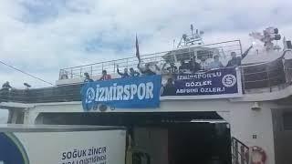 Video 214 | Forza İzmirspor ! Ne Kavgan Bitti Ne Sevdan✊