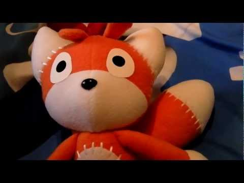Sonic R Inspired Custom Tails Doll Plush Review 🦊