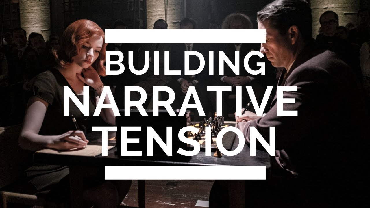 """Building Tension in a Scene – """"The Queen's Gambit"""" by Walter Tevis"""