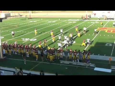 Anthony Wilhite II Freshman Football Highlights (Salpointe Catholic High School)