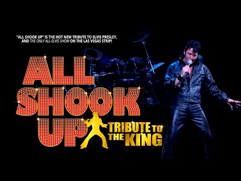 All Shook Up, The only all Elvis Show on the Las Vegas Strip