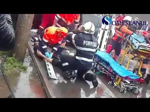 Accident trei morți Baia Mare