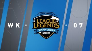NA LCS Week 7 Match Promo: The Return of Doublelift (Spring 2017)