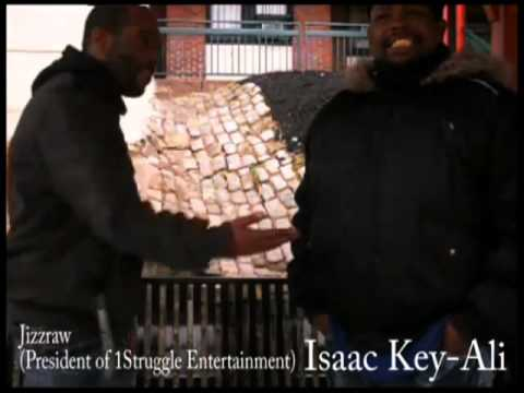 1struggle TV_Jizzraw interview w-Isaac Keys Ali of the ill czar regime