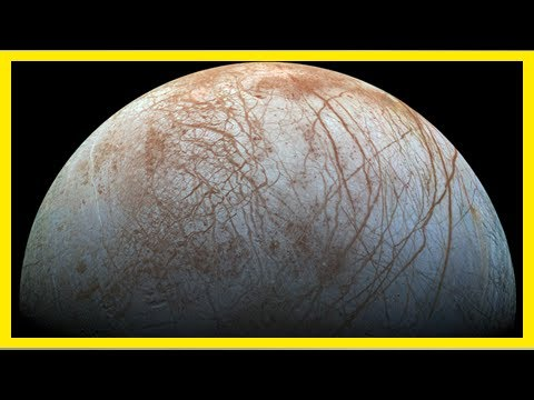 Plate tectonics on europa could make life more likely