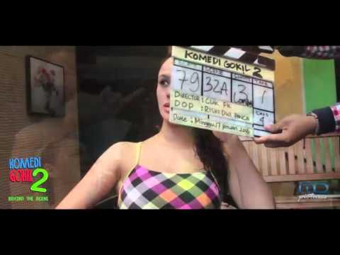 Behind The Scene Komedi Gokil 2 The Movie