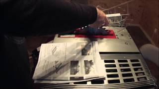 Open Box Review Of Harbor Freight 10 Inch 15 Amp Table Saw