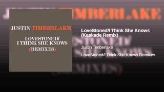 LoveStoned/I Think She Knows (Kaskade Remix)