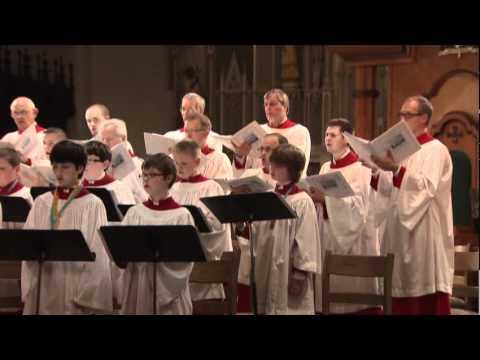 Men and Boys Choir Concert 032612