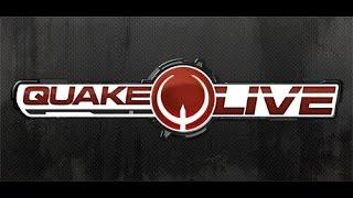 Quake Live Deathmatch Gameplay