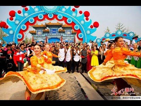 Closing Ceremony of 17th Beijing International Tourism Festival, 2015
