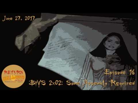 Episode 16 BtVS 2x02 Some Assembly Required