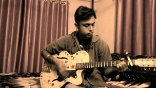 Holud Pakhi Guitar Unplugged Chord by Me || Also Known As Phirbe Na Seki Phirbe Na...