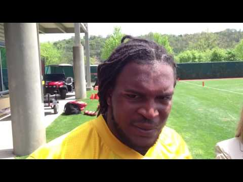 Jarvis Jones, Steelers