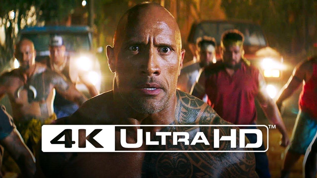 Download Hobbs & Shaw | Samoa Fight Scene in 4K Ultra HD | Own it Now